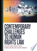 Contemporary Challenges to Human Rights Law