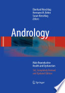 """Andrology: Male Reproductive Health and Dysfunction"" by Eberhard Nieschlag, Hermann M. Behre, Susan Nieschlag"