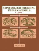 Controlled Breeding in Farm Animals
