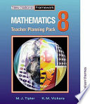 New National Framework Mathematics 8