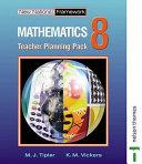New National Framework Mathematics 8