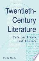 Twentieth Century Literature