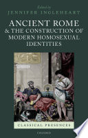 Ancient Rome And The Construction Of Modern Homosexual Identities