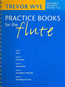 Trevor Wye practice books for the flute