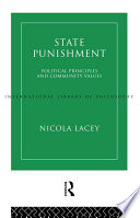 State Punishment