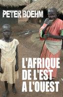 L'Afrique de l'Est à l'Ouest ebook