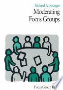 Moderating Focus Groups Book PDF