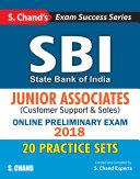 SBI  Junior Associate Online Preliminary Exam 2018  Practice Sets