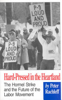 Hard-pressed in the Heartland