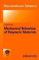 Mechanical Behaviour of Polymeric Materials