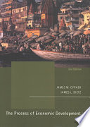 The Process Of Economic Development Book PDF
