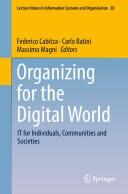 Organizing for the Digital World