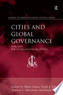 Cities And Global Governance