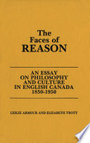 The Faces of Reason Book
