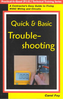 Quick And Basic Troubleshooting