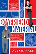 Boyfriend Material Pdf