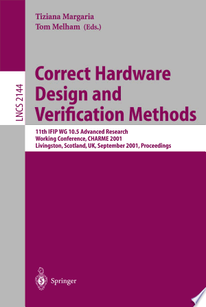 Download Correct Hardware Design and Verification Methods Free Books - E-BOOK ONLINE