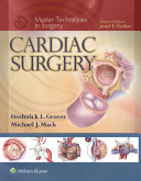 Master Techniques in Surgery  Cardiac Surgery Book