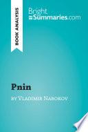 Pnin by Vladimir Nabokov (Book Analysis)