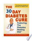 30 Day Diabetes Cure Pdf/ePub eBook