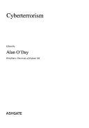 Cyberterrorism Book