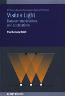 Visible Light Communications Book