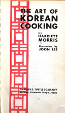 The Art of Korean Cooking