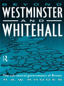 Beyond Westminster and Whitehall