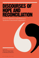 Pdf Discourses of Hope and Reconciliation Telecharger