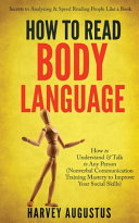How to Read Body Language Book