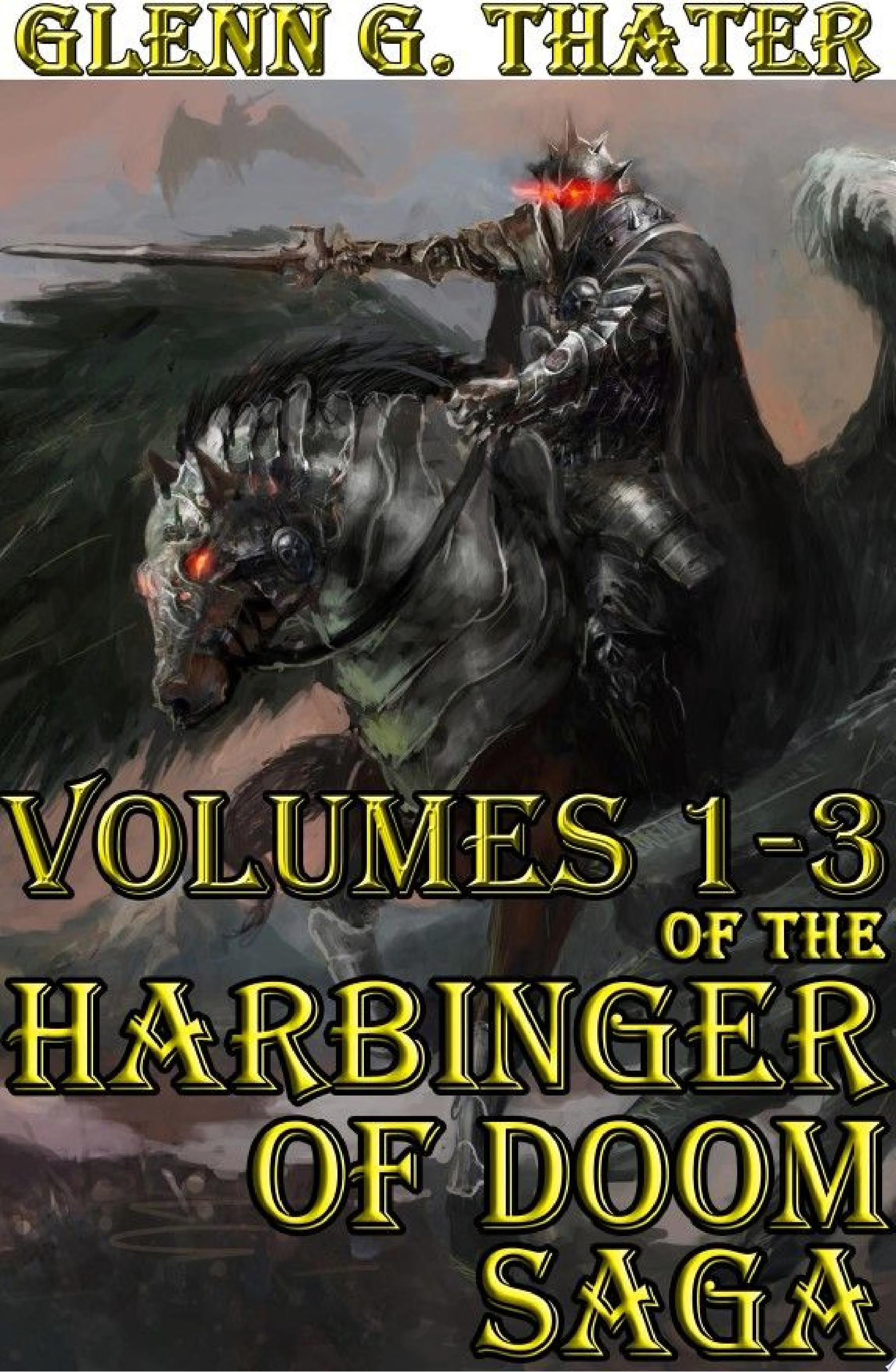 Harbinger of Doom  Three Book Bundle  Volumes 1  2    3