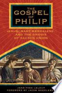 The Gospel Of Philip Book
