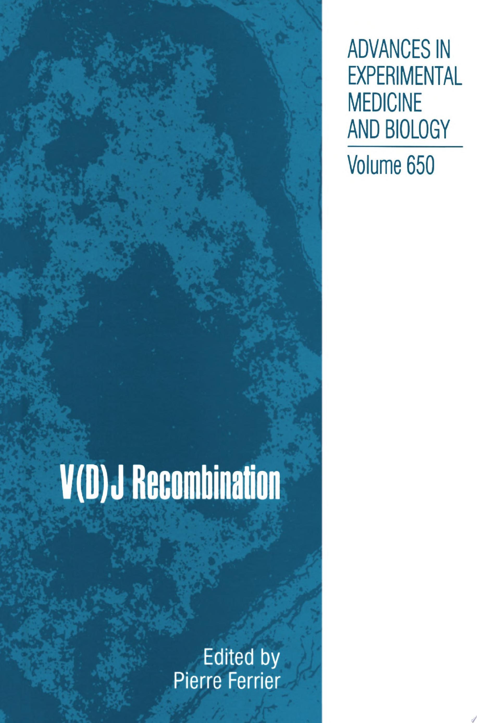 V D J Recombination