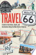 Travel Route 66 Book