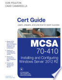 MCSA 70-410