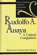 Rudolfo A. Anaya ebook