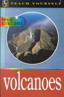 Teach Yourself Volcanoes Book