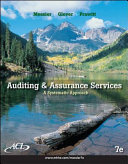 Cover of Auditing & Assurance Services