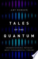 Tales of the Quantum Book