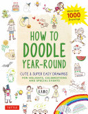 How to Doodle Year-Round Pdf/ePub eBook
