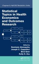 Statistical Topics in Health Economics and Outcomes Research [Pdf/ePub] eBook
