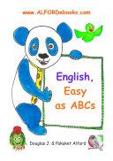 English Easy as ABCs eBook Quickest Download Pdf/ePub eBook