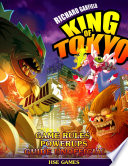 Richard Garfield King of Tokyo Game Rules Powerups Guide Unofficial