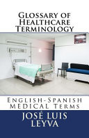 Glossary of Healthcare Terminology