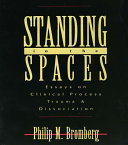 Standing in the Spaces