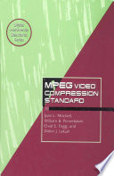 MPEG Video Compression Standard Book
