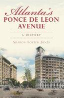 Atlanta's Ponce de Leon Avenue Pdf/ePub eBook