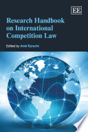 Research Handbook on International Competition Law