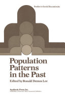 Population Patterns in the Past