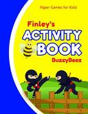 Finley's Activity Book